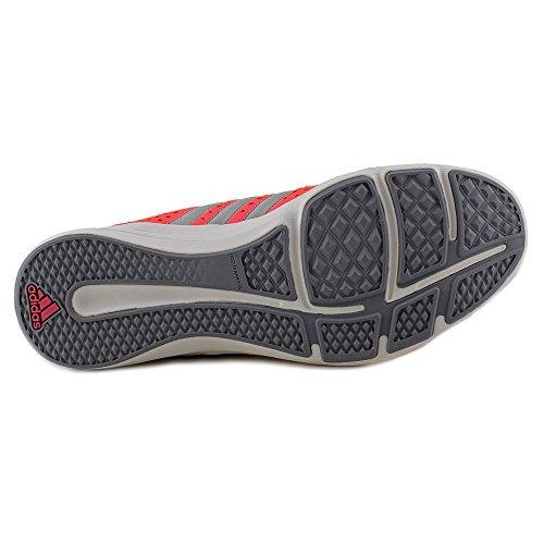 Nuovo Adidas Arianna Iii Cross Trainer Flash Red / grassetto rosa 5 Flared/Clonix/Bopink