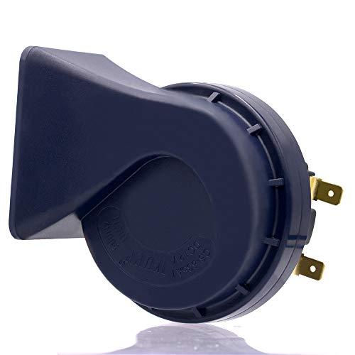 WUPP 12V Autohupe, Motorrad-modifizierter, heller, wasserdichter Dual-Audio-Lautsprecher, 36 W, Höhen zwischen 105 und 118 dB (A) - Zyklus-sound-lautsprecher