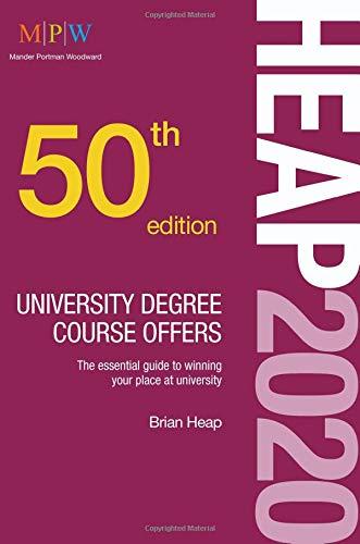 HEAP 2020: University Degree Course Offers Crimson University