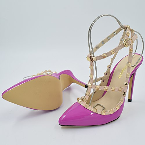 Oasap - Cinturino alla caviglia Donna Viola (porpora)