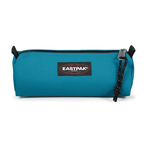 Eastpak Benchmark Single Trousse, 21 cm, Bleu (Novel Blue)