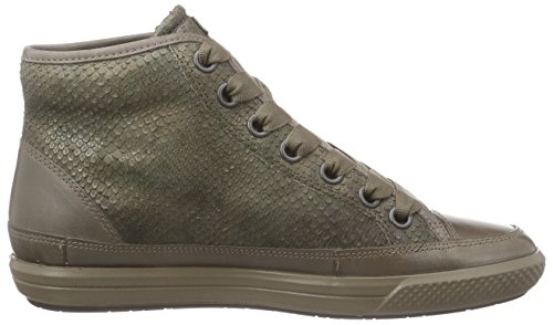 ECCO DRESS Damen Hohe Sneakers Braun (DARKCLAY/TARMAC 55870)