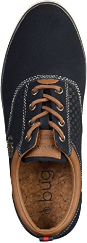 Bugatti F48133, Sneakers Basses Homme Navy