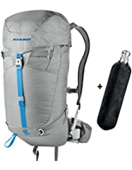 Mammut Light Removable Airbag Incluye Carbon cartucho Avalancha Airbag