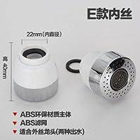 SUN-2-Impostazione ABS rubinetto Spray aeratore per la
