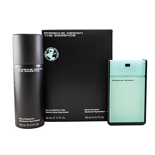 Porsche Design - The Essence Set - 50ml EDT + 150ml Deospray (1.7 Cologne Edt Men)