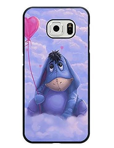 Christmas Gifts Galaxy S6Edge Schutzhülle, Winnie the Pooh Thema Artistic strapazierfähigem Schutzhülle Slim Fit für Samsung Galaxy S6Edge 3471807m647171108