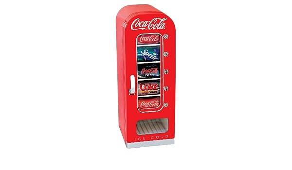 Kühlschrank Coca Cola Klein : Kühlschrank coca cola cooler retrolook v amazon elektro