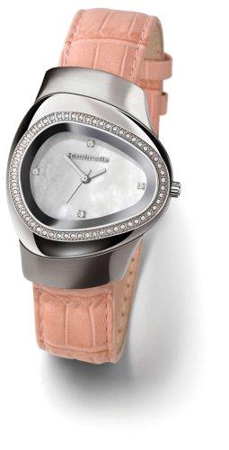Lambretta LA2058/PIN - Reloj de mujer de cuarzo con correa de piel - sumergible a 50 metros