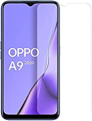 Oppo A9 (2020) / Oppo A5 (2020) Screen Protector Glass Full Glue Screen Guard Tempered Glass for Oppo A9 (2020