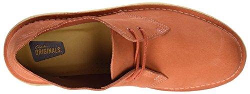 Clarks Originals 261227404, Bottines Femme Orange (corail Clair)