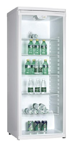 PKM GKS250 Flaschenkühlschrank/B / 208.05 kWh/Jahr / automatische Abtauung/weiß