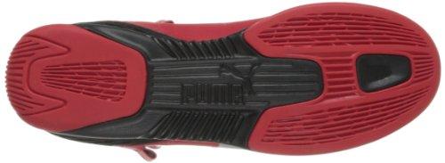 Puma Valorosso Mid Ferrari Webcage Motorsport Chaussure Rossa Corsa-Black