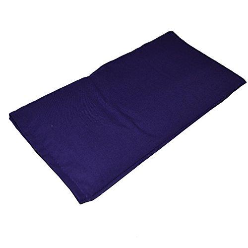 Augenkissen, französischer Bio-Lavendel und Leinsamen, violett