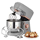 Cooks Professional 800W Electric Kitchen Stand Food Mixer 5L Bowl, 3-in-1 Dough Hook