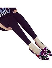 Calzado Chancletas Tacones Bailarinas Mujer Zapatos Planas de Mujer Calzado Zapatos Al Aire Libre…