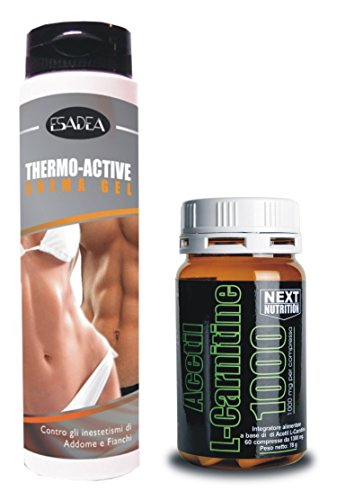 Kit Dimagrante : + 1 confezione Acetil L- Carnitina 60 compresse gr 78, + 1 (Thermo Fat Burner)