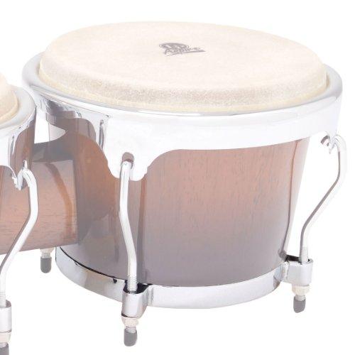 Latin Percussion lpm930Mini Bongo unten, klein–Chrom