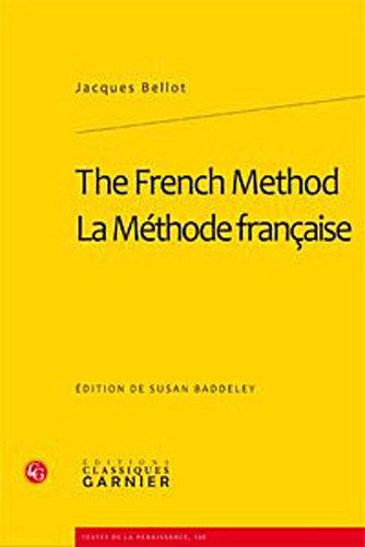 La Méthode française : Edition bilingue français-anglais par Jacques Bellot