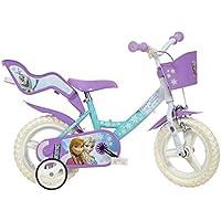 """Disney Frozen 82DI064 - Bicicleta 16"""" para niña"""