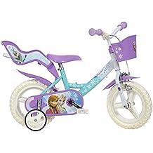 """Frozen 82DI064 - Bicicleta 16"""" para niña"""