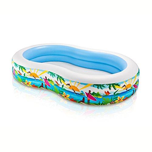 intex-development-co-ltd-piscina-gonfiabile-ovale-paradise-262-x-160-x-46-cm