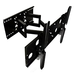 "Mount-It! Swivel TV Mount for Plasma & LCD Compatible with Vizio 42"" and 55"" TVs"