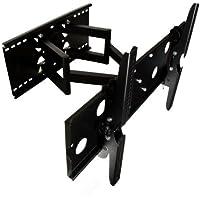 Supporto-it! Monte-a doppio braccio Wall staffa di montaggio per SONY BRAVIA 32/37/40/42/46/50/2,4 cm (Monte Hdtv)