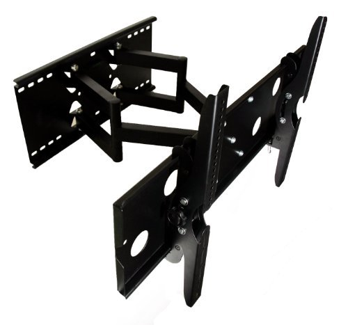 mount-it-plasma-lcd-hdtv-dual-arm-cantilever-staffa-da-parete-per-32-36-40-42-46-50-52pollici-monito