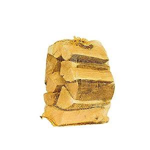 ROBLE 22l maderas de leña secadas al horno. Leña perfecta para quemadores de madera, estufas de leña, chimeneas, hornos…