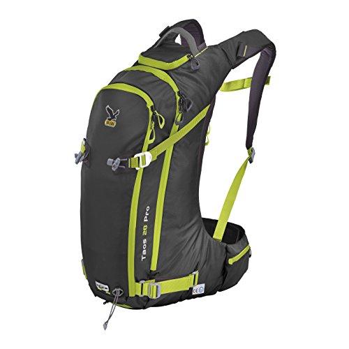 SALEWA Rucksack Taos 28 Pro Backpack - Mochila infantil, color negro, talla 55 x 37 x 10 cm