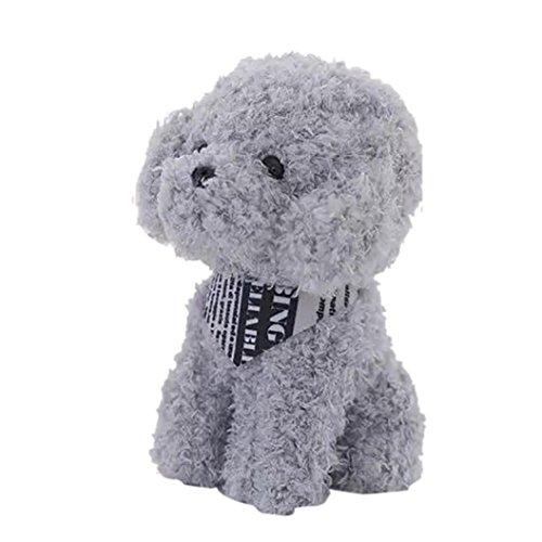 Coupon Matrix - Singular-Point Soft CM© toy ,Baby Soft Stuffed Plush Pubby Dog Dolls Small Kids Children Sleeping Cuddly Doll Gifts (Sale!) (gy)