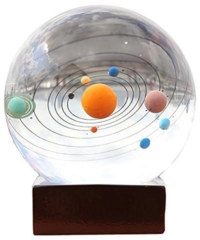 Papier Cristal - Berry président® Presse-Papiers en cristal 3d gravé