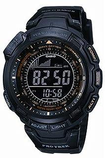 Casio Men's Pro-Trek Digital Watch PRW-1300Y-1VER with solar powered radio controller (B001CZXB7G) | Amazon price tracker / tracking, Amazon price history charts, Amazon price watches, Amazon price drop alerts