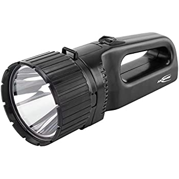 Ansmann LED Taschenlampe Schwarz 3W Taschen Leuchte Handlampe Handleuchte