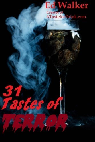 Cocktails and Terrifying Tales to Count Down to Halloween by Ed Walker (2014-09-23) ()