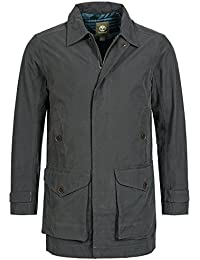 Timberland Mens Baker Mountain 2en 1Waterproof Trench Coat manteau 5853j de 041