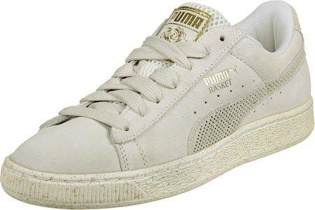 Puma Basket x Careaux W Scarpa bianco beige