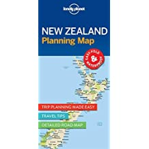 New Zealand Planning Map (Lonely Planet)
