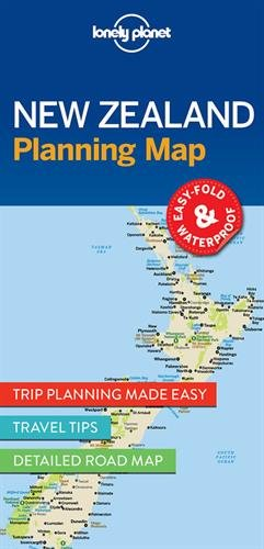Descargar Libro New Zealand Planning Map - 1ed - Anglais de Lonely Planet LONELY PLANET