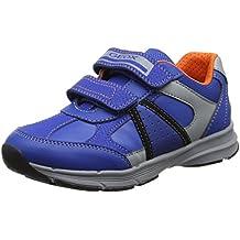 Geox J Top Fly B, Zapatillas Para Niños