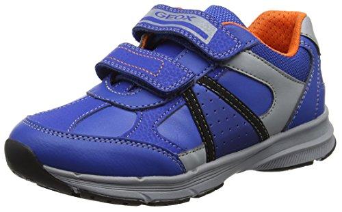 Geox J Top Fly B, Zapatillas Para Niños, Azul (Royal), 32 EU