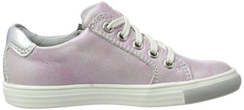 Richter Kinderschuhe Fedora, Sneakers basses fille Pink (fuchsia/silver)
