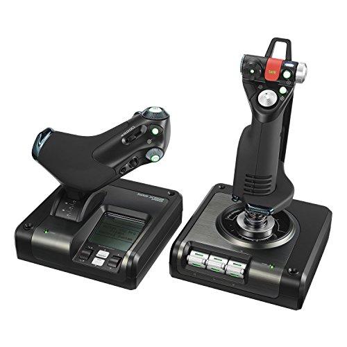 Logitech G Saitek X52 Pro Flight Control System (Saitek System Pro Flight)