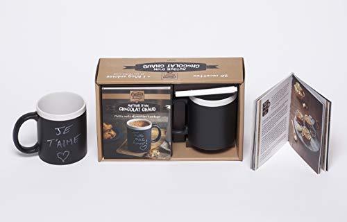 Coffret Chocolat chaud Nestlé Dessert par Collectif