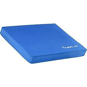 MOVIT Balance Pad »Dynamic Base«, 48x38x5,8cm, Farbwahl: 10 Farben, Training für Gleichgewicht und Koordination