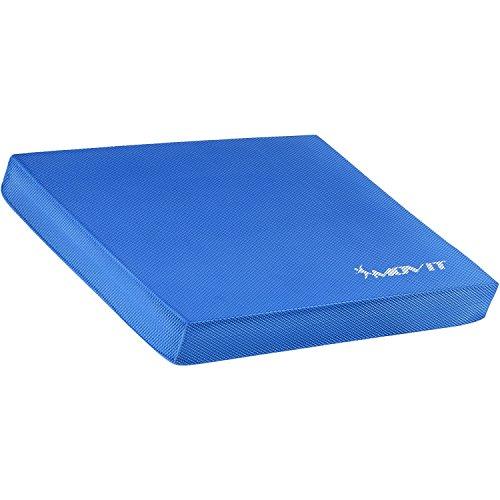 MOVIT Balance Pad »Dynamic Base«, 48x38x5,8cm, blau, Training für Gleichgewicht und Koordination