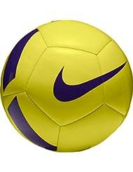 Nike Nk Ptch Team, Pallone Unisex-Adulto, Giallo (Yellow / Violet), Taglia 5