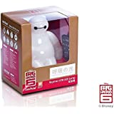 INFOTHINK DISNEY BIG HERO 6 BAYMAX USB LED LAMP TOY FIGURE & REMOTE CONTROL
