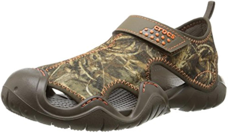 new concept 16814 329b5 realtree sandales crocs en eaux vives max-5 max-5 max-5 hommes